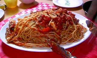 トマトソースのきのこパスタ.jpg